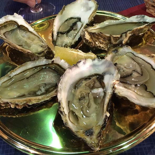 Oysters (France)