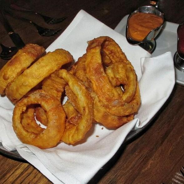 Ringside's Famous Onion Rings - Ringside Grill - Glendoveer, Portland, OR