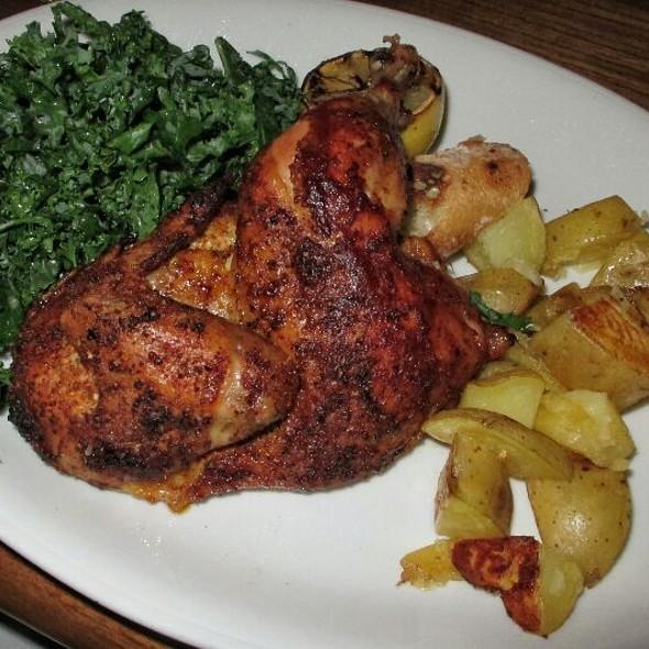 1/2 Draper Valley Chicken - Ringside Grill - Glendoveer, Portland, OR