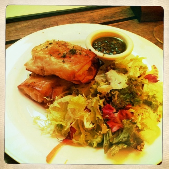Filo Pastry @ Life Cafe