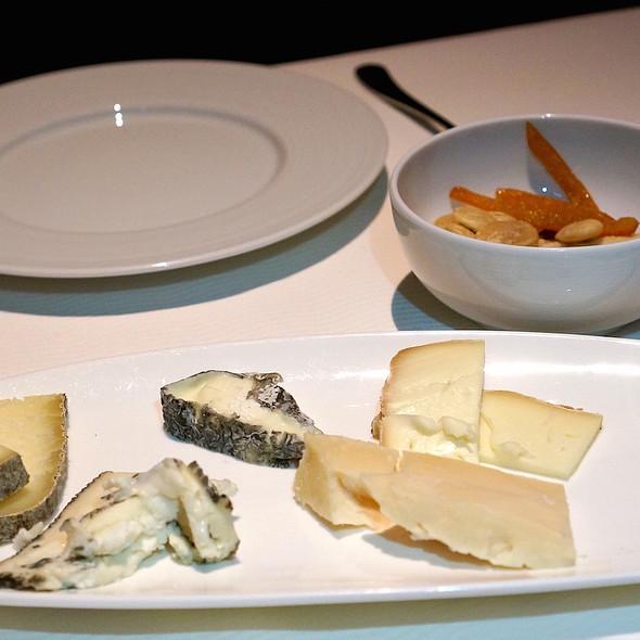 Cheese Plate @ Sixteen