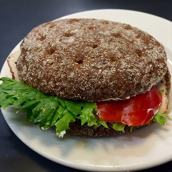 Turkey Rye Sandwich