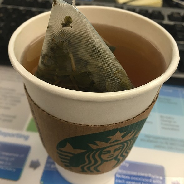 Jade Citrus Mint Green Tea