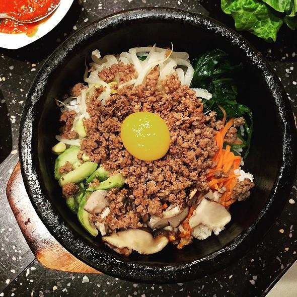 Bibimbap @ Myung Ga Korean Restaurant