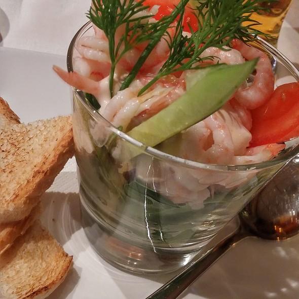 Shrimp Cocktail @ Restaurang Alexandra