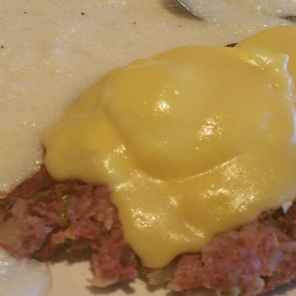 Corned Beef Hash @ Blue Bay Diner Inc