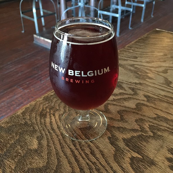 New Belgium Barley Blackberry Wine