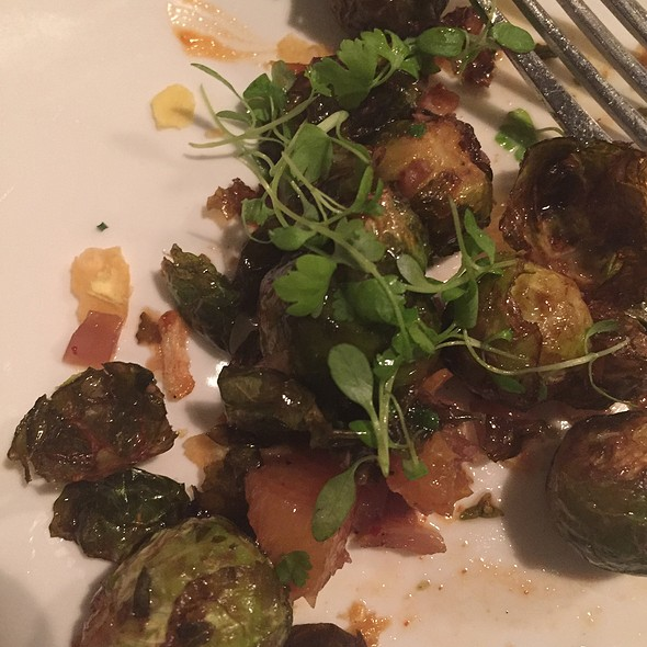 Fried Brussels Sprouts - ZINC New Haven, New Haven, CT