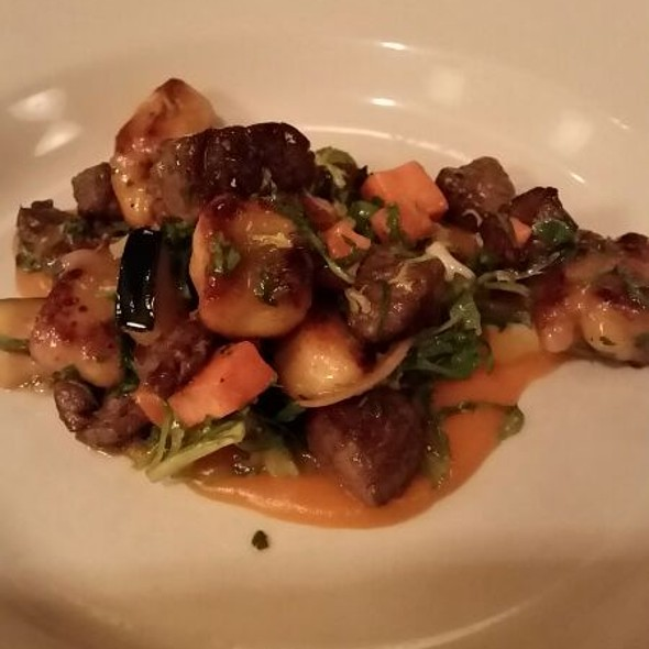 Beef And Gnocchi  - Bistro By The Tracks, Knoxville, TN