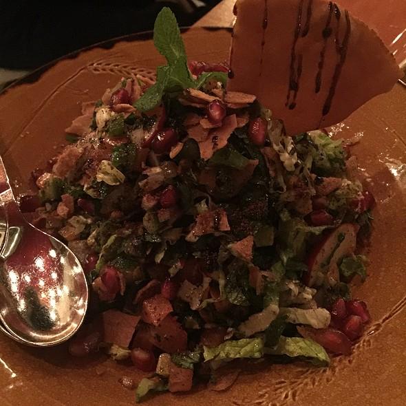 Fattouch Salad @ Damas