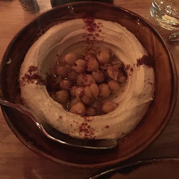 Hummus Bowl @ Damas
