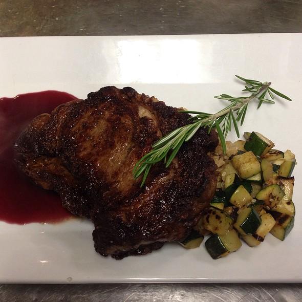 16 Oz Ribeye Steak