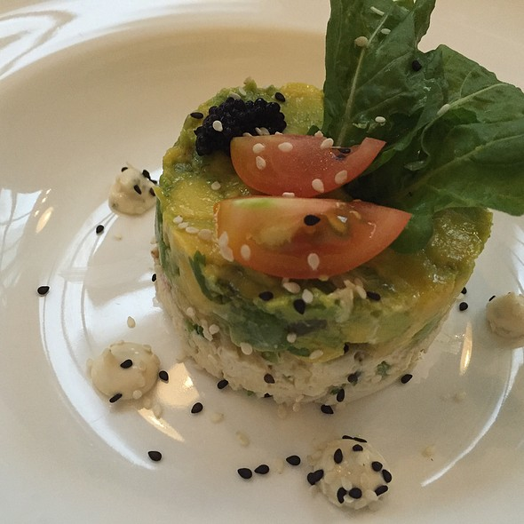 The Crab And Avocado Salad