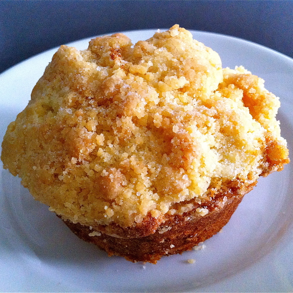 Apple Crumble @ Marche @ 313 Somerset