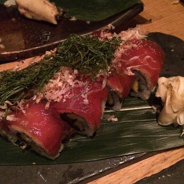 Tuna Roll - EN Japanese Brasserie, New York, NY