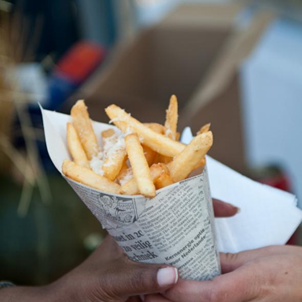 French Fries @ Jct Kitchen & Bar