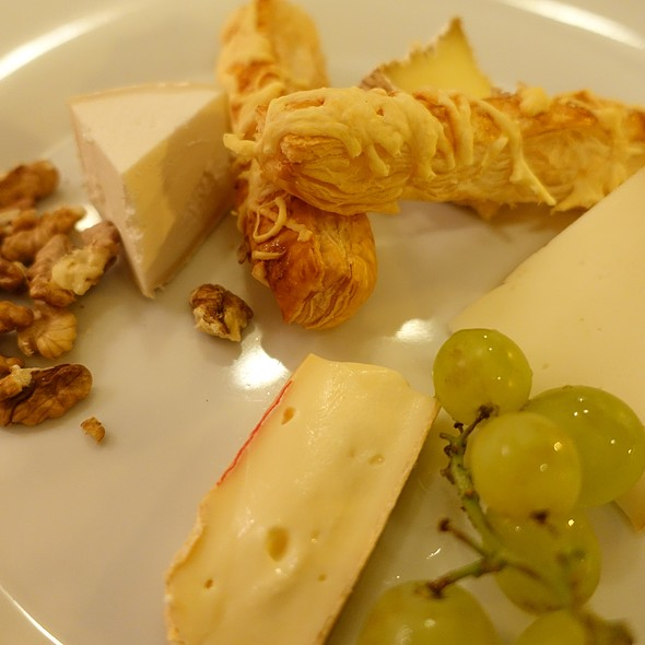 Cheese Plate Starter