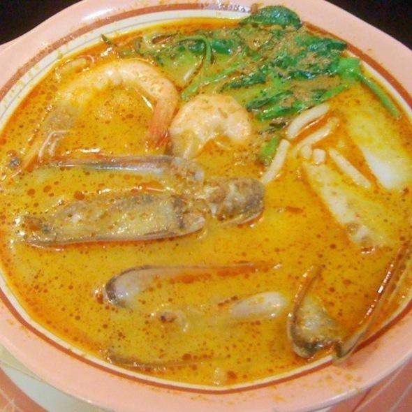 Singapore Laksa Special @ Food De' Sentosa