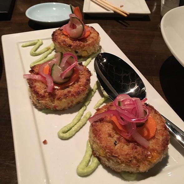 Quinoa Croquettas - Koi Restaurant and Lounge, Las Vegas, NV