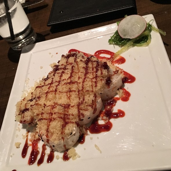 Dragon Roll - Koi Restaurant and Lounge, Las Vegas, NV