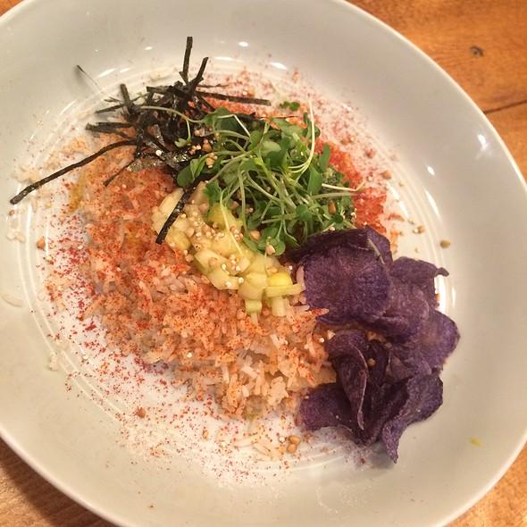 Kimchi Fried Rice @ Baroo