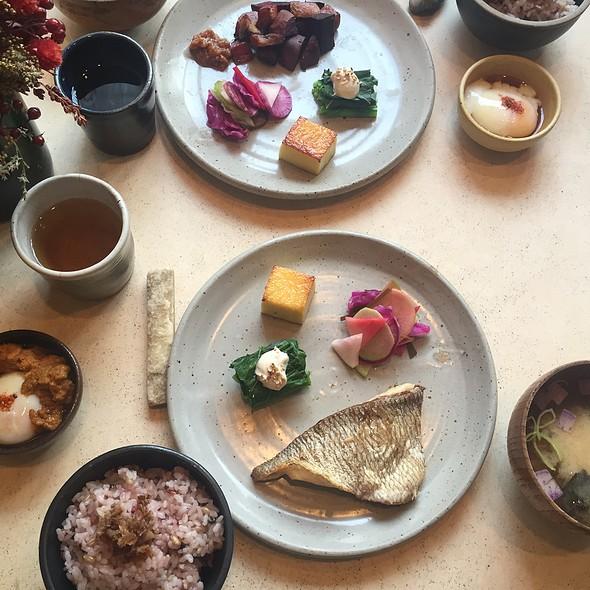 Lunch @ Okonomi