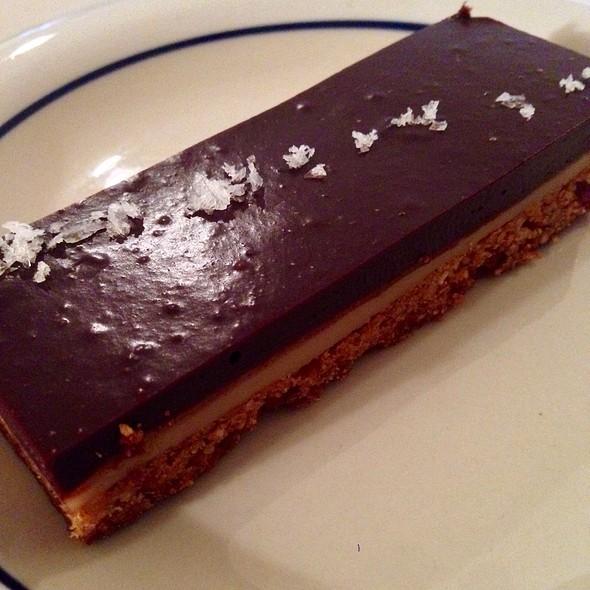 Dulce De Leche Bar @ Dandelion Chocolate