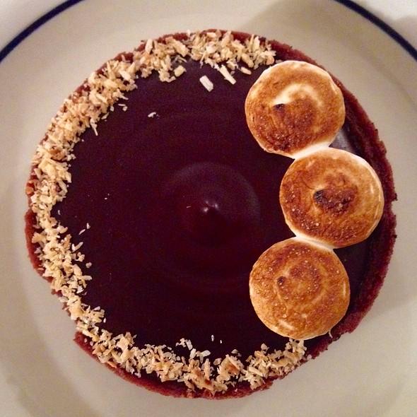 Passion Fruit Tart @ Dandelion Chocolate