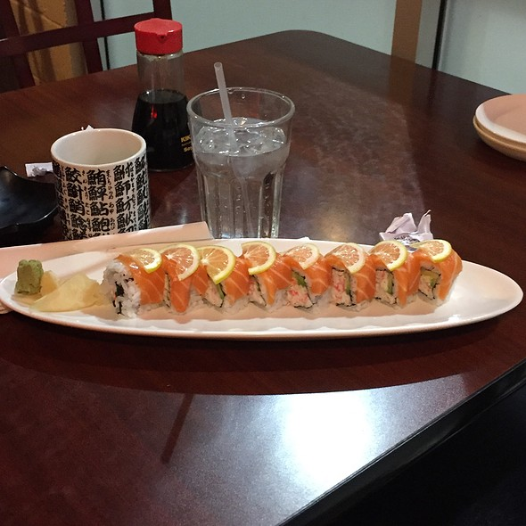 49er roll @ Sushi 85
