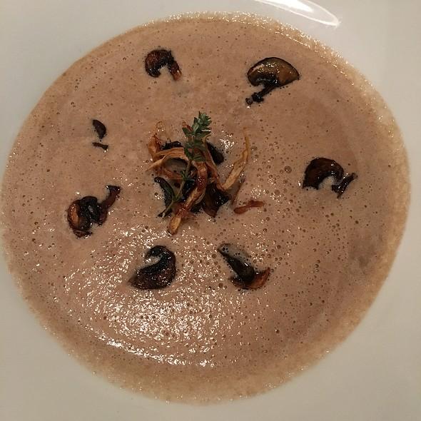 Cold Mushroom Soup