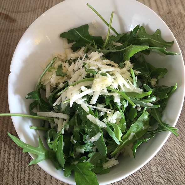 Rockets & Parmesan Salad