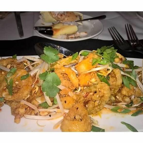 Fried Calamari @ Del Frisco's Double Eagle Steakhouse