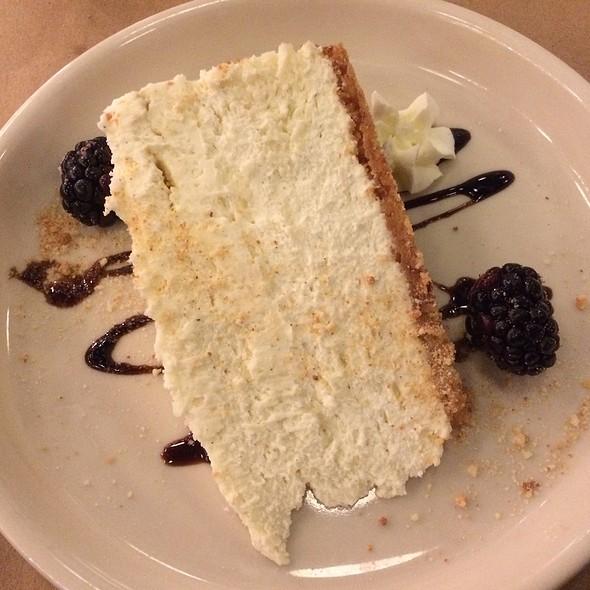 Cheese cake @ Bella Coast