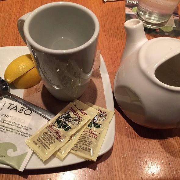 Tazo Organic Iced Green Tea