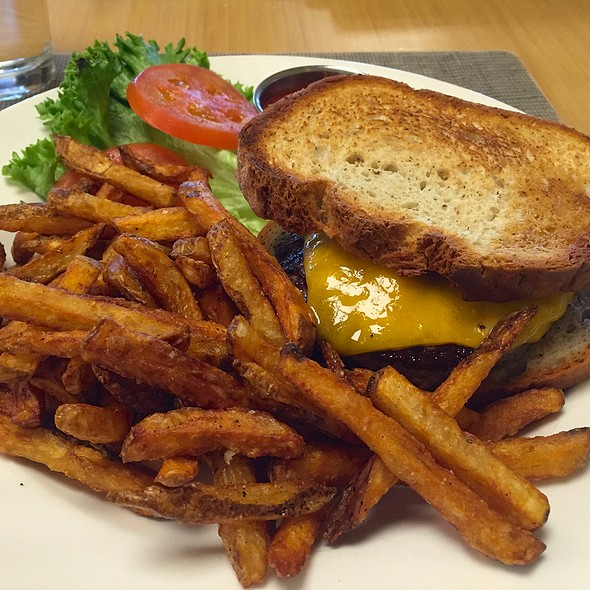 Cheeseburger On Rye @ Taste Of Mill City Tavern