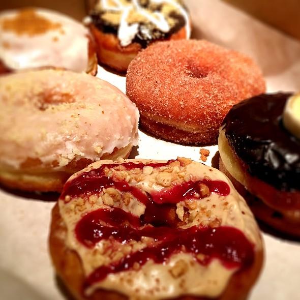 Assorted Doughnuts @ Glory Hole Doughnuts