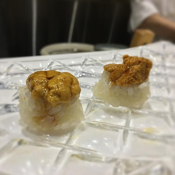 Sea Urchin @ Yasu Sushi Bar