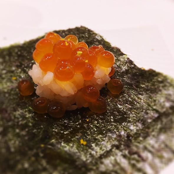 Fish Roe @ Yasu Sushi Bar