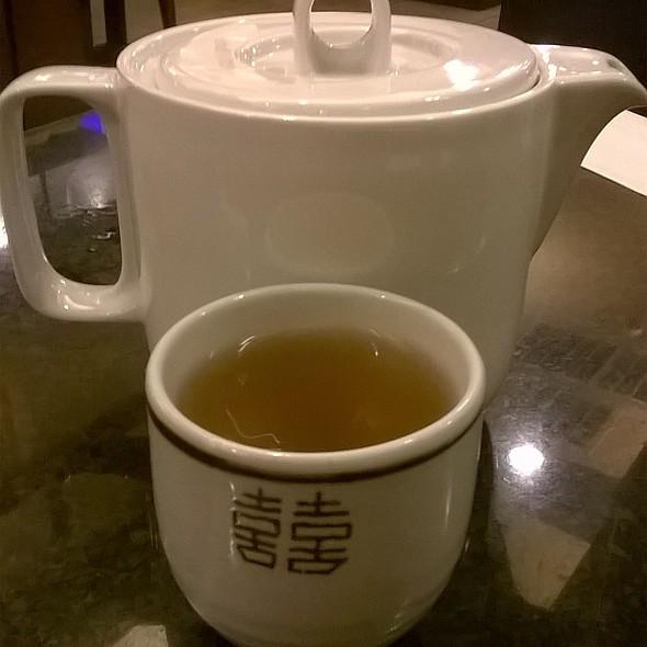 Hot Tea @ Dae Jang Geum (D J K) Korean BBQ & Tofu Resteraunt
