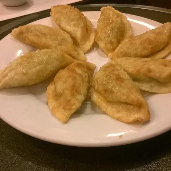 Fried dumplings @ Dae Jang Geum (D J K) Korean BBQ & Tofu Resteraunt