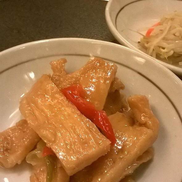 Goldfish Cupcakes @ Dae Jang Geum (D J K) Korean BBQ & Tofu Resteraunt