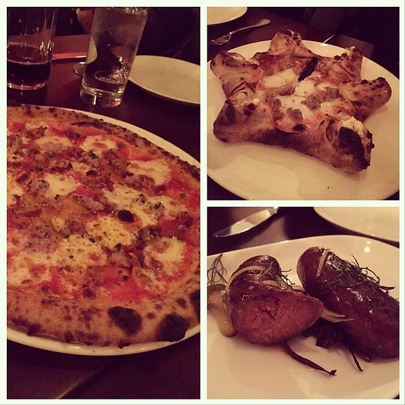 Pizza @ Brigantessa