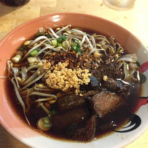Noodles With Beef