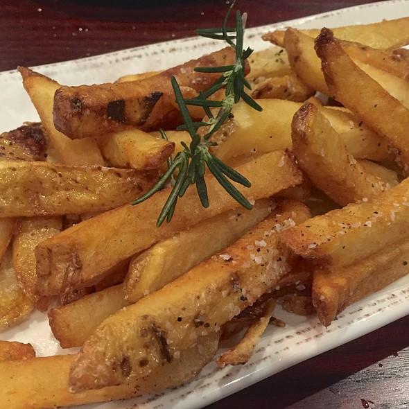 Duck Fat Fries @ Ocean 302