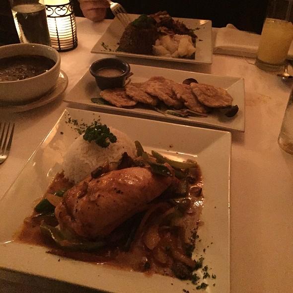 Dinner - Guantanamera, New York, NY