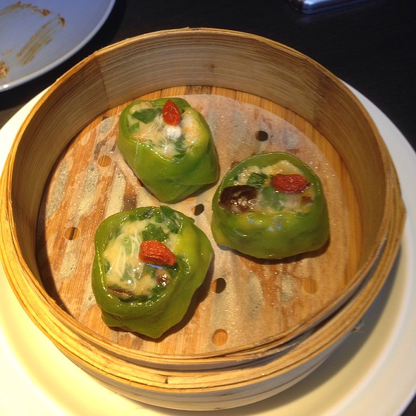 Prawn And Chinese Chive Dumpling - Hakkasan - San Francisco, San Francisco, CA