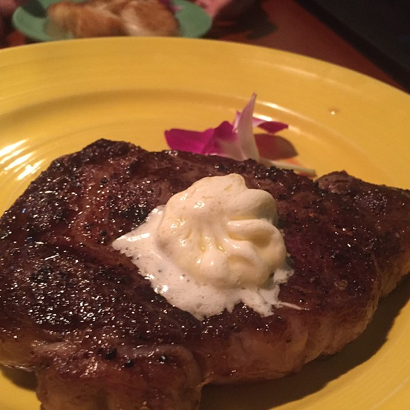 USDA Prime Ribeye - The Reef of St. Augustine, St. Augustine, FL