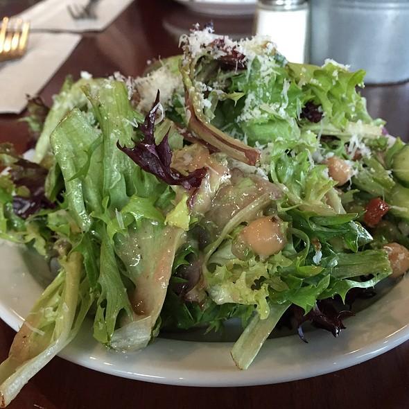 Side Italian Salad @ Paesanos