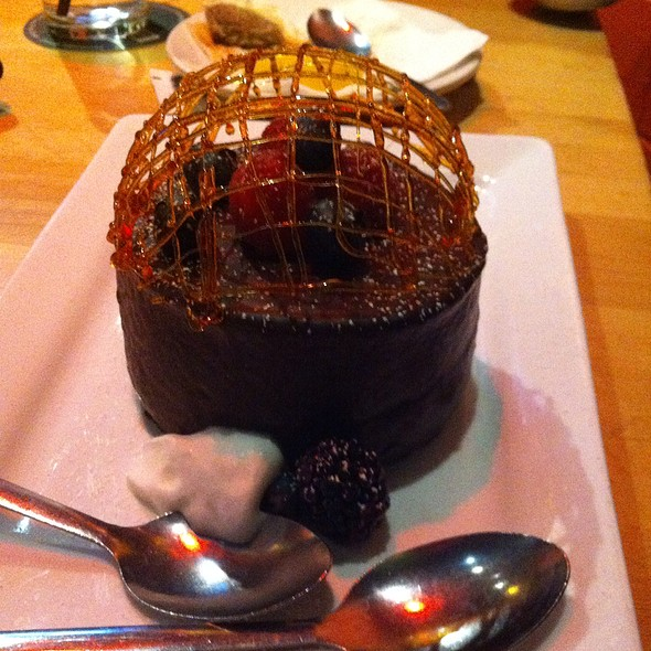 Chocolate Stout Cake @ Canal Park Brewing Company