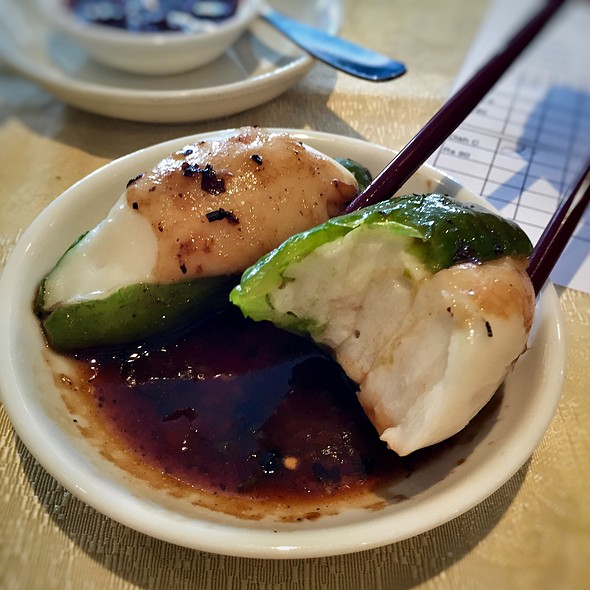 Stuffed Chilli Dim Sum